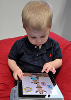 Bookboard Streams Kids' Books to the iPad; But Are E-books Good For Your Children? | Studying Teaching and Learning | Scoop.it