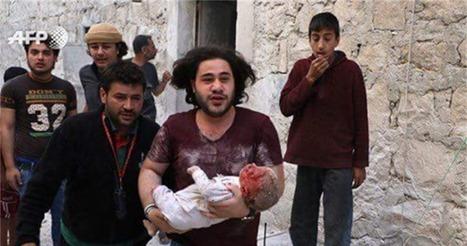 Aleppo che non vuole morire e i suoi ribelli... | Allicansee | Scoop.it