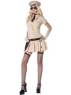 Ladies Fever Sultry Sheriff Fancy Dress Costume | Fancy Dress Ideas | Scoop.it