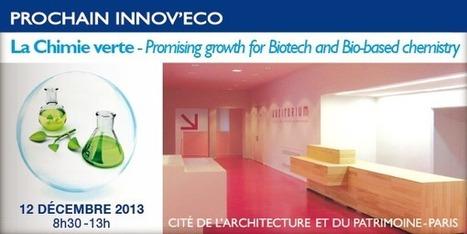 INNOV'ECO | Présentation et programme du 12 décembre 2013 | Projets Tonic incubation | Scoop.it