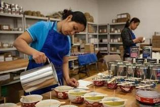 Candlemaker aims to help impoverished women - Boston Globe | Buy  Candles Online | Scoop.it