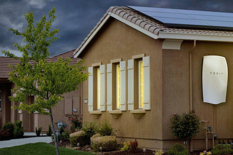SolarCity to develop roofs made of solar cells | The EcoPlum Daily | Scoop.it