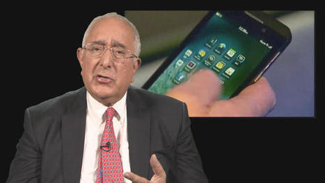 ​Ben Stein: Cell phones are a drag on the economy | INTRODUCTION TO THE SOCIAL SCIENCES DIGITAL TEXTBOOK(PSYCHOLOGY-ECONOMICS-SOCIOLOGY):MIKE BUSARELLO | Scoop.it