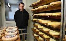 L'Arnékois Benoît Pierens fera goûter ses fromages au Salon de l'agriculture | The Voice of Cheese | Scoop.it