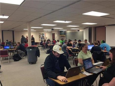 Indian Hills programming students design app in hands-on competition | Coding | Scoop.it