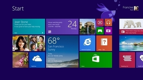 Microsoft Details New and Updated Bing Apps in Windows 8.1 | Video Conference | Scoop.it