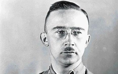 Himmler's diaries reveal schedule of massages and mass murder | World at War | Scoop.it
