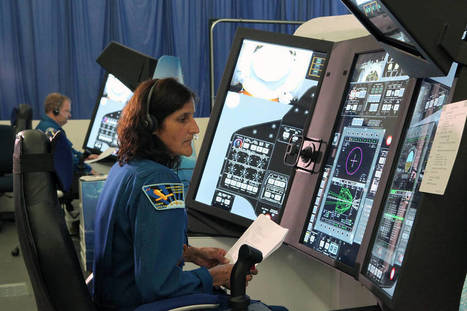 Simulators Give Astronauts Glimpse of Future Flights | The NewSpace Daily | Scoop.it