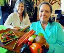 Raw food diet's all the rage - Florida Today | What You Resist Persists | Scoop.it
