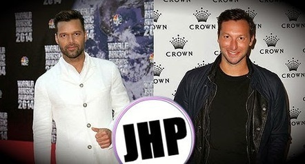 CLAMOROSO: Ricky Martin sta con Ian Thorpe! - Jimi Paradise™   JIMIPARADISE!   Scoop.it