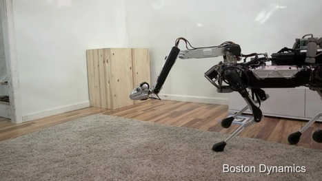 The newest robot from Boston Dynamics is the nightmare pet you never asked for | Post-Sapiens, les êtres technologiques | Scoop.it