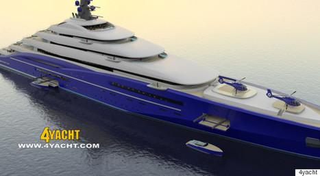 Découvrez le plus gros yacht au monde | ichtyologie | Scoop.it