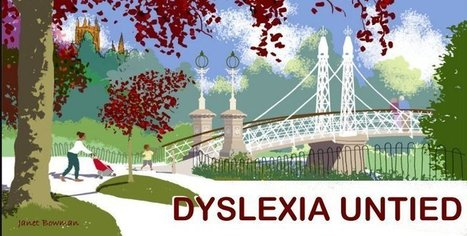 Dyslexia Untied: Fonts and Dyslexia | Edtech PK-12 | Scoop.it