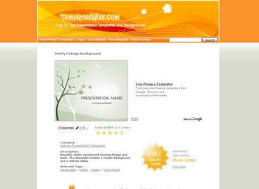 Sitios para descargar plantillas de PowerPoint gratis.- | Las TIC en el aula de ELE | aprendiendo ubuntu | Scoop.it