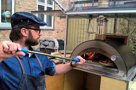Il Marchigiano che vende pizza a Copenhagen sul forno-bici | Le Marche un'altra Italia | Scoop.it