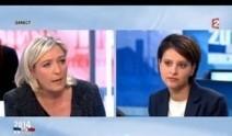 Réactions à chaud de Marine Le Pen sur les résultats électoraux | La montée du FN - France | Scoop.it