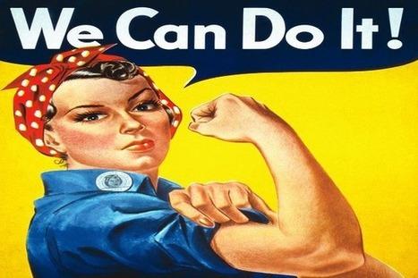 La femme patron gagne du terrain !   Book - Articles de presse   Scoop.it