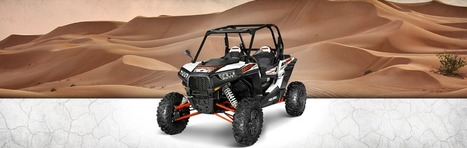 Get Ready for RZR Riding Experience | All Terrain Vehicles | Scoop.it