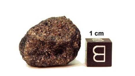Gran cantidad de boro en un bólido de Marte evidencia su ... - RT en Español - Noticias internacionales   quimica   Scoop.it