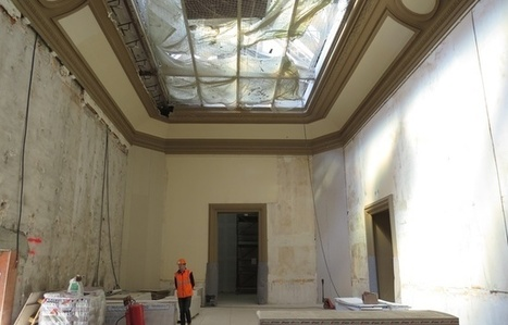 Nantes : L'énorme chantier du musée des beaux-arts se dévoile | Actualités interessantes | Scoop.it