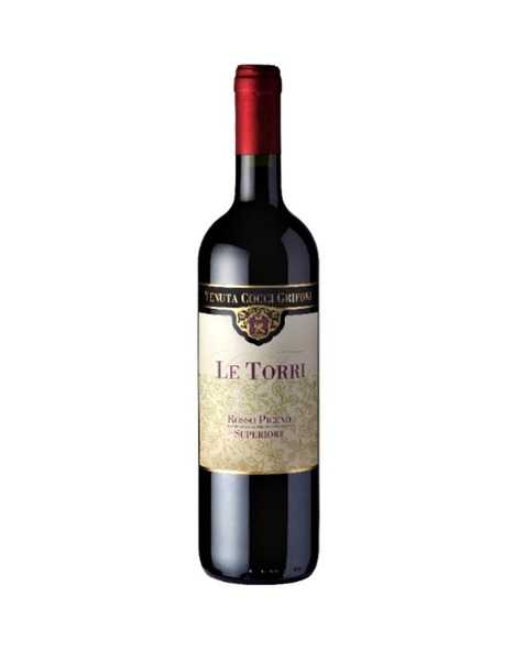 """A New Year, A New Wine! Introducing Cocci Grifoni """"Le Torri"""" Rosso Piceno Superiore DOC 2008 