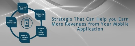 Strategies that can help you earn more Revenues from your app | Application Development | Scoop.it