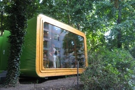 Minibib - die grüne Bibliothek | Bibliothèques du futur | Scoop.it