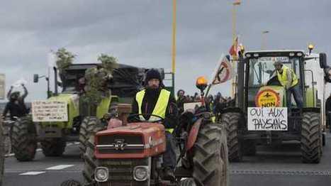 Notre-Dame-des-Landes : trois agriculteurs interpellés | NPA 44 - revue de presse | Scoop.it
