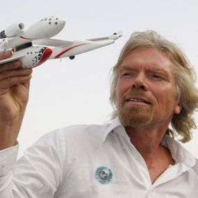 Richard Branson: 'Screw It. Just Do It' | Ridgeline Logistics | Scoop.it
