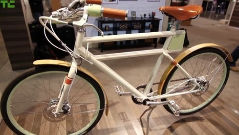 Faraday's Stylish New Bicycle Will Change How You Think About E-Bikes | TechCrunch | Suburban Land Trusts | Scoop.it