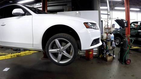 Mobile Audi Mechanic Memphis, TN | Car Review Video and Service | Scoop.it