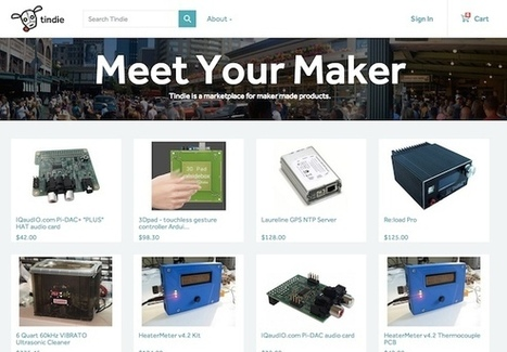 The Rise Of Open Source Hardware - Online And Distance Learning | ICT for Education and Development | Scoop.it
