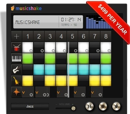 Musicshake Edu | Commercial Software and Apps for Learning | Scoop.it