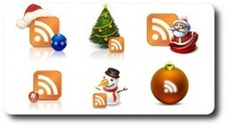 5 superbes lots d'icônes pour votre flux rss   Freewares   Scoop.it