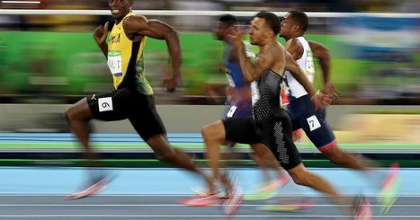 How a photographer snapped that brilliant photo of Usain Bolt | Photography | Scoop.it