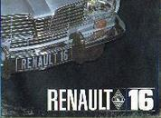 catalogues Renault 16 | Renault 16 | Scoop.it