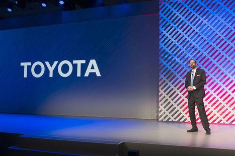 Toyota et Microsoft s'allient pour des voitures connectées pilotées au big data   Text mining & Co   Scoop.it
