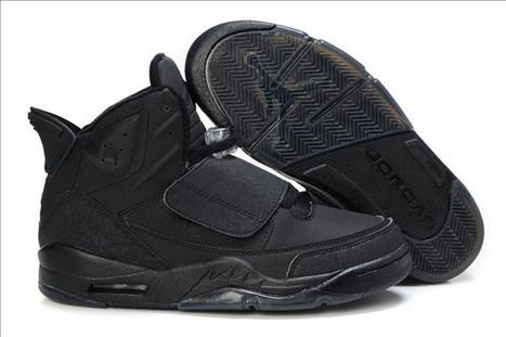 All Black Air Jordan Son of Mars - Men Basketball Shoes | new and popular list | Scoop.it