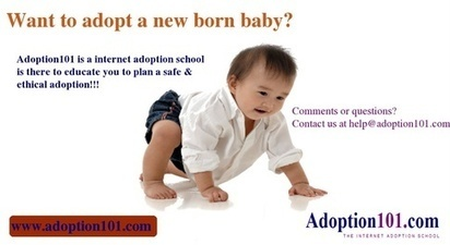 Need Help To Adopt A New Born Baby? | Adoption Education | Scoop.it