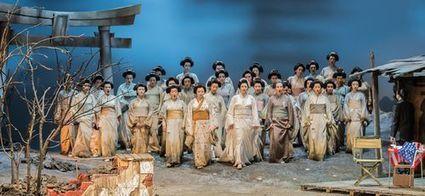 Opéra de Nice : Daniel Benoin revisite Madama Butterfly - Webtimemedias.com | Musique classique, opéras, ballets | Scoop.it