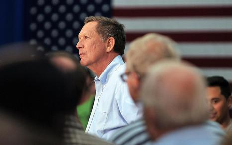 John Kasich to end his presidential campaign, sources say | United States Politics | Scoop.it