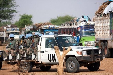 UN seeks cut in Darfur peacekeeping force | Darfur Devastation | Scoop.it