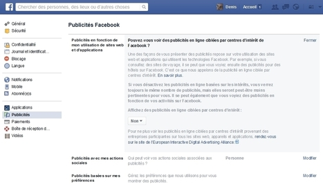 Les errements du ciblage publicitaire dans Facebook | Informatique | Scoop.it