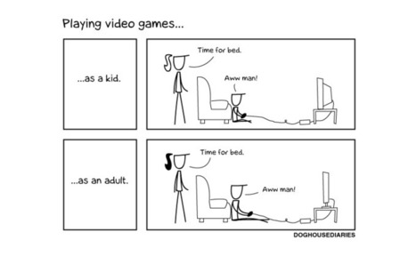 DOGHOUSE  |  Playing Video Games | fun for geeks | Scoop.it