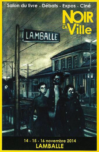 """Noir sur la Ville 14/16 nov. 2014 : au programme """"Le mystère #Hammet"""" par Natalie Beunat...   Romans régionaux BD Polars Histoire   Scoop.it"""