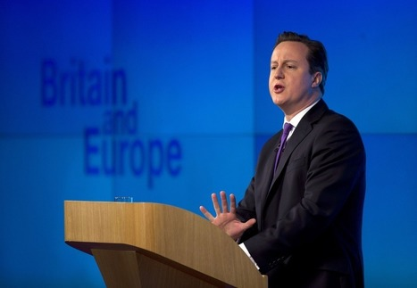 UK prime minister pledges to hold referendum on quitting EU ...   KES Stratford Government & Politics   Scoop.it