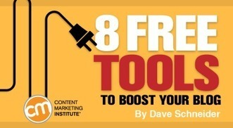 Free Tools to Boost Your Blog | CMI | Public Relations & Social Media Insight | Scoop.it