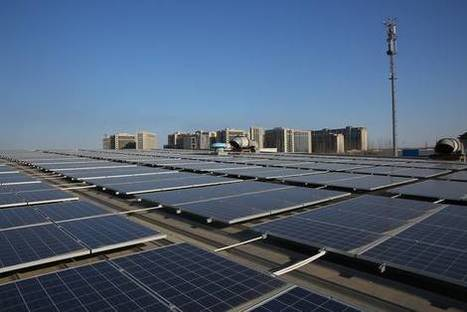 Office Landlords Going Green in China | Sustainable Real Estate | Scoop.it