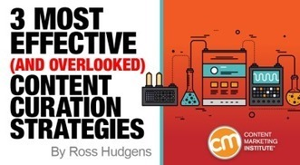 The Three Most Effective Content Curation Strategies | CMI | SocialMoMojo Web | Scoop.it