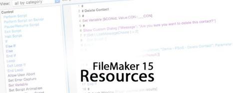 FileMaker 15 Resources   FileMaker News   Scoop.it